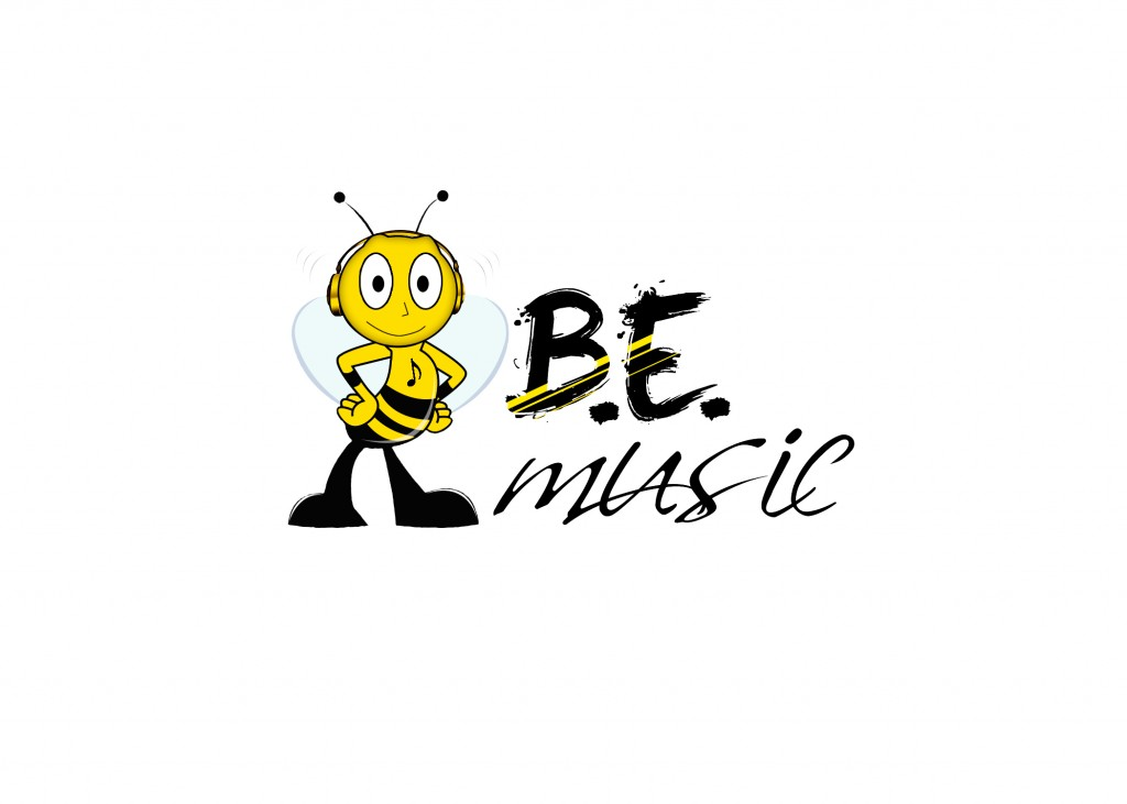 B.E. Music Logo