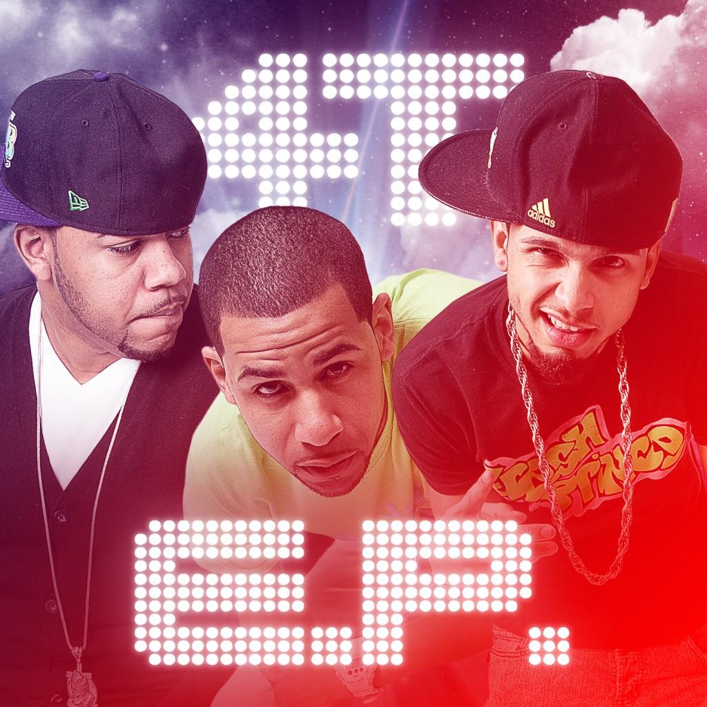 4 Trinity – E.P. Cover