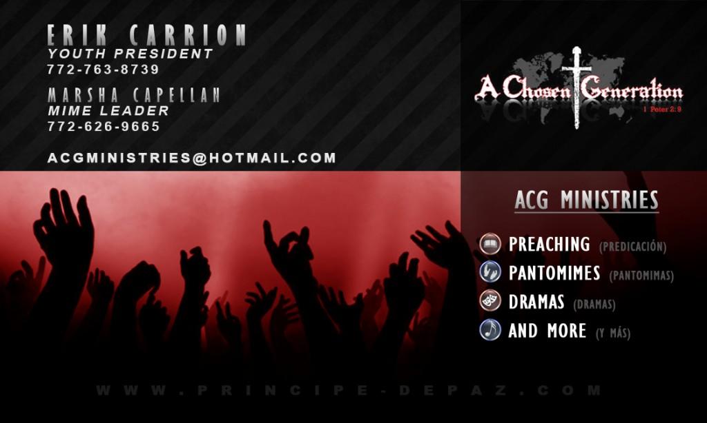 ACG Business Card