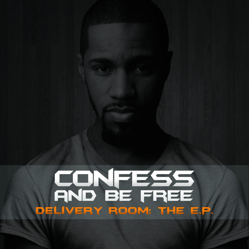Confess & Be Free – Delivery Room Cover