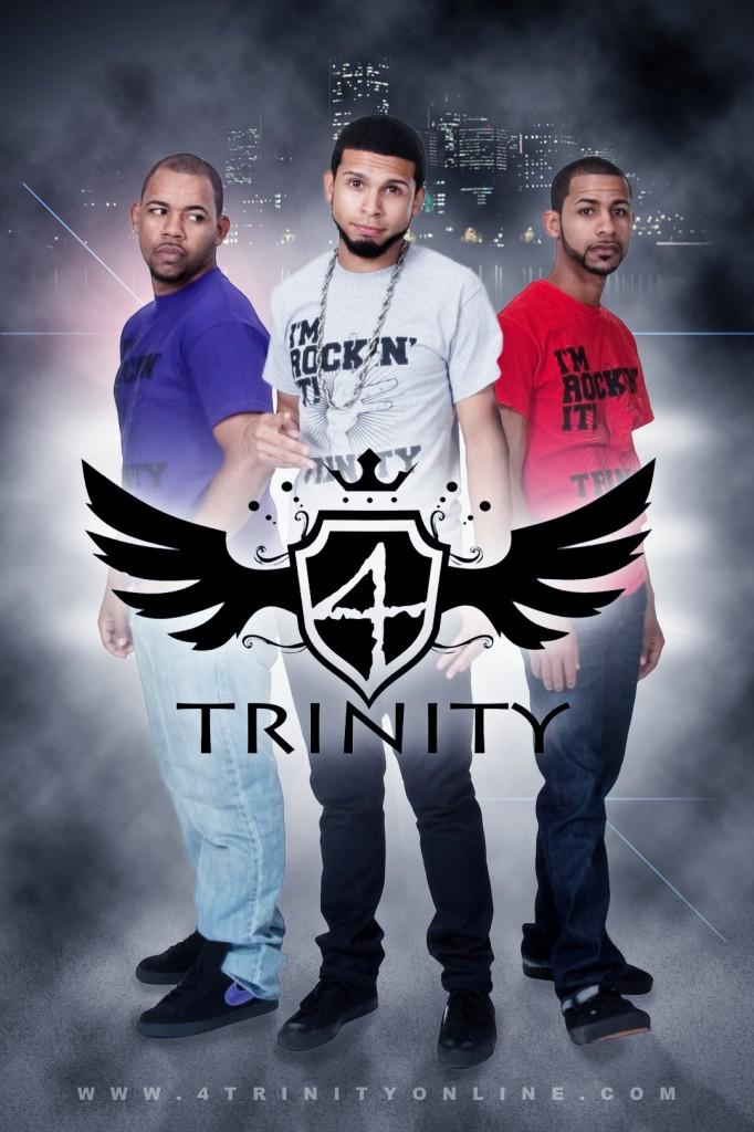 4 Trinity Poster