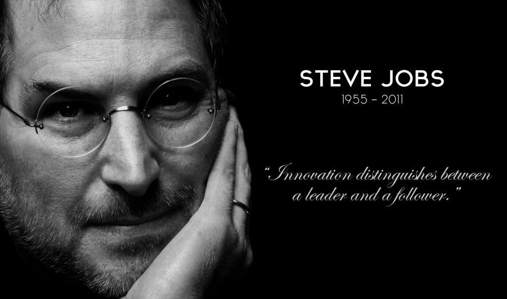 Steve Jobs (1955 – 2011)