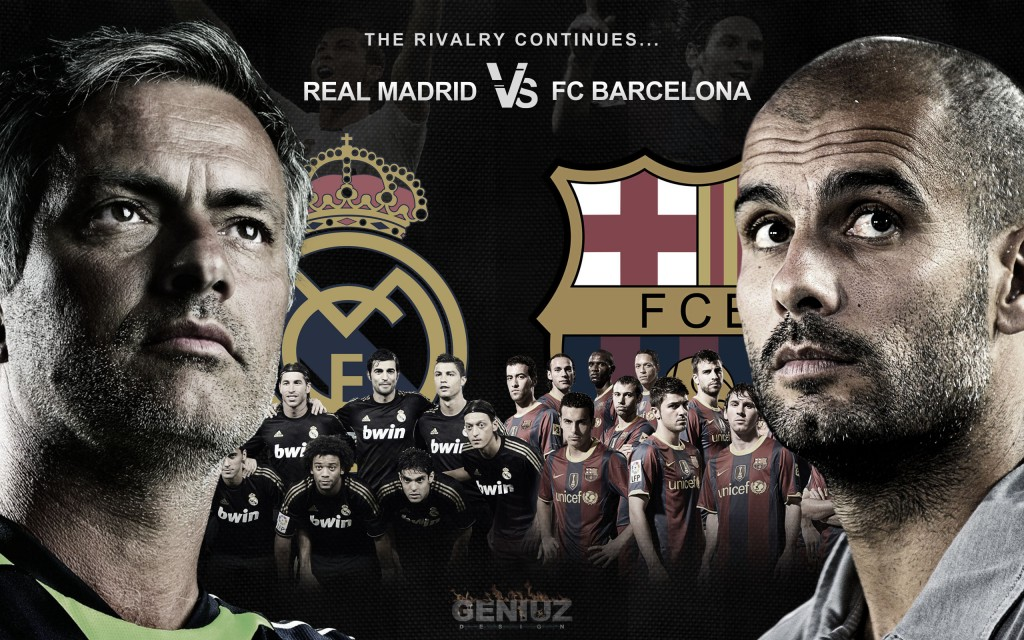 Real Madrid vs FC Barcelona – The Rivalry Continues