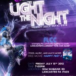 Light The Night Flyer
