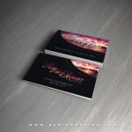 Rey de Gloria Church Business Card