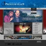 Príncipe de Paz Website Template