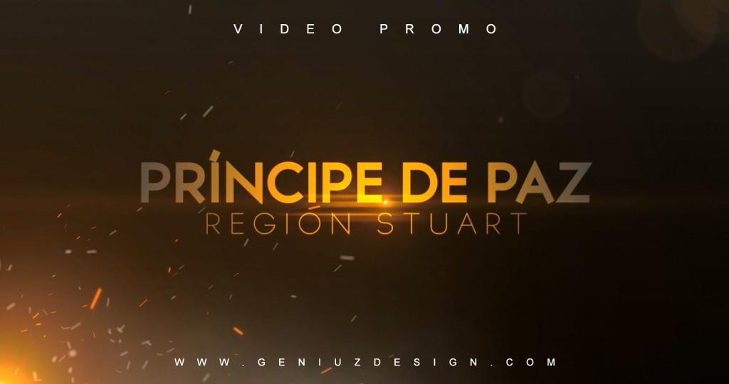 Príncipe de Paz Region Stuart Promo