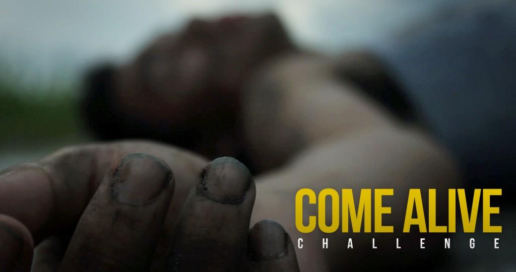Come Alive Video Challenge – Unashamed Tour 2012