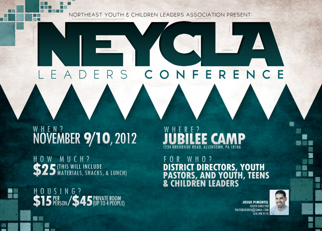 NEYCLA Leaders Conference Flyer